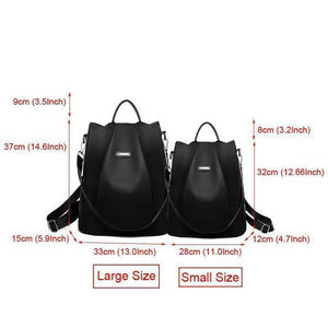 Hot Sale! Anti-theft Women Waterproof Backpack-Buy two free shipping