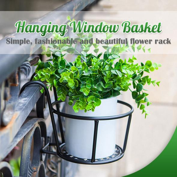 Hanging Window Basket( Buy two get two and free shipping)
