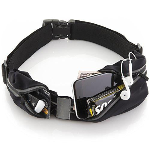 NEW GENERATION OF RUNNING BELTS