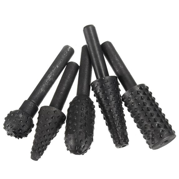 Rasp Chisel Drill Bits(5PCS)-Buy two free shipping