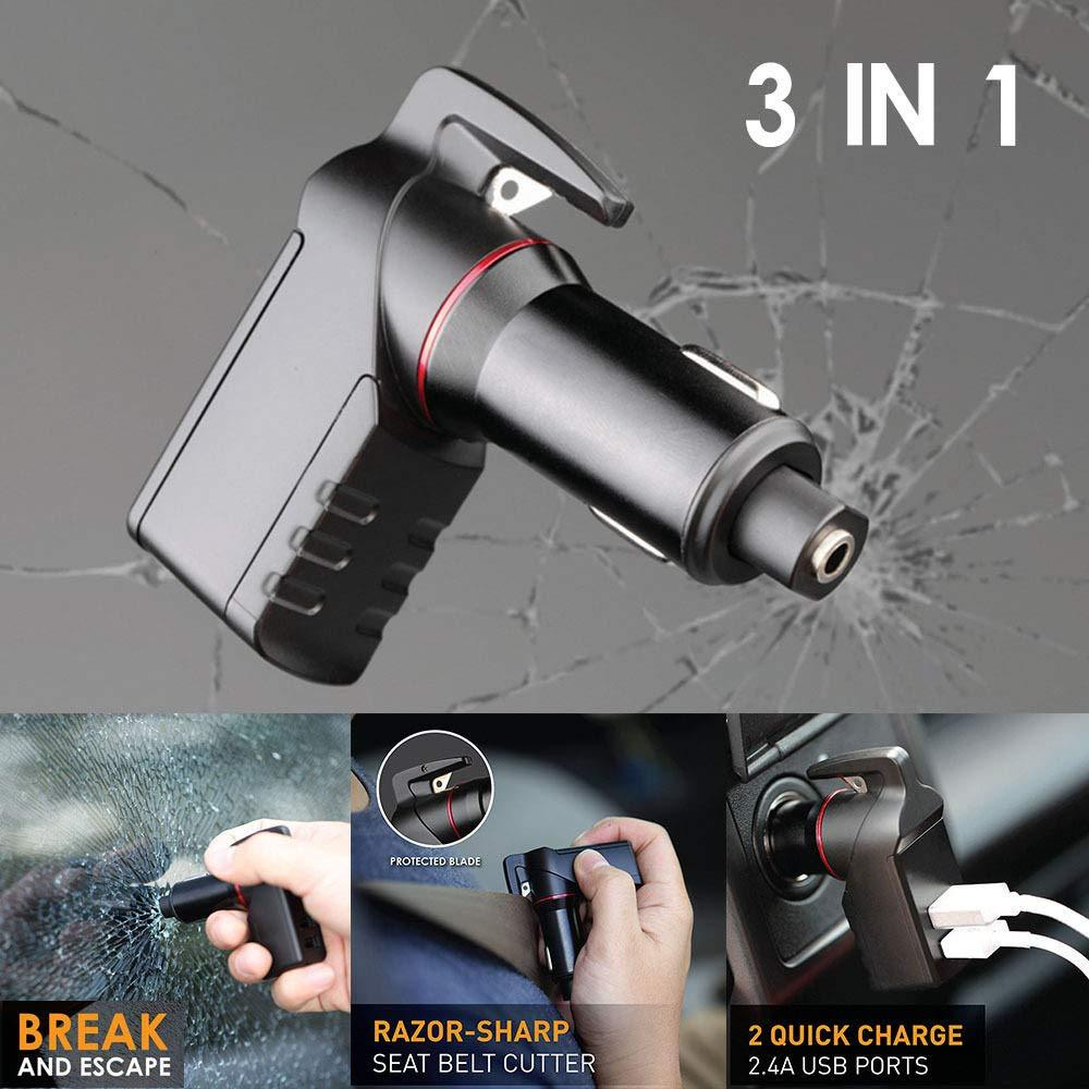 3 in 1 Car Charger-Buy two free shipping