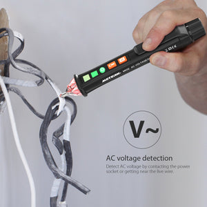 AC/DC Voltage Test Pencil, 12V/48V-1000V Voltage Sensitivity Electric Compact Pen