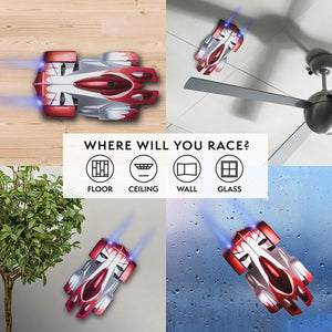 【Hot Sale Now】-Wall Climbing RC Car