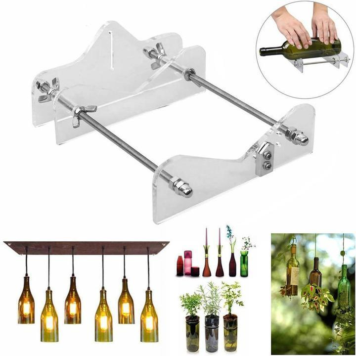 Glass bottle cutter tool for DIY-Buy two free shipping