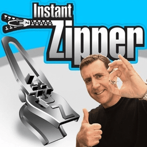 (40% Off Only Today) Instant Zipper