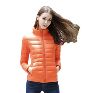 Ultra Light Packable Down Jacket —— Free shipping worldwide