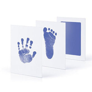 BABY HAND & FOOTPRINT INKLESS INK PAD-Buy two free shipping
