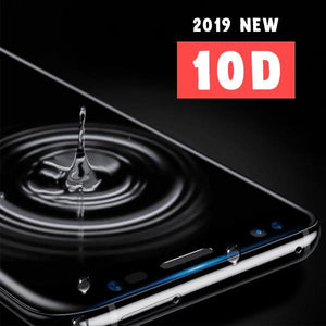 (BUY ONE GET ONE FREE)2019 New 10D Full Curved Tempered Glass (iPhone)