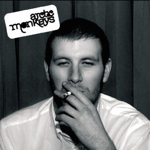 "Arctic Monkeys - Whatever People Say I Am, That's What I'm Not 12"" Vinyl Clock"
