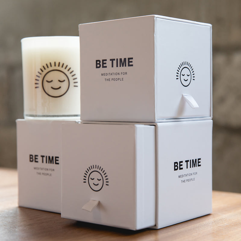 BE TIME CANDLE