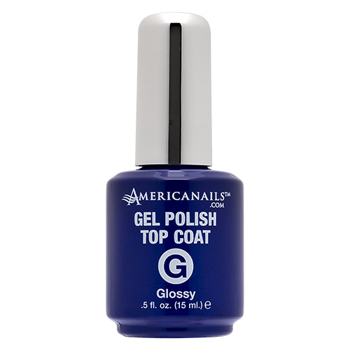 No-Cleanse Gel Polish Top Coat (.5oz)