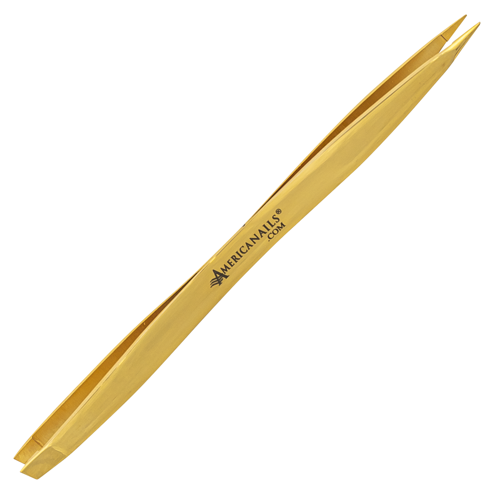 Americanails Gold Series Two Way Tweezer