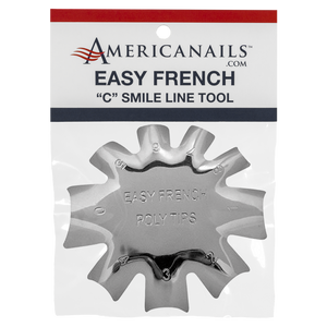Americanails Easy French Smile Line Tool