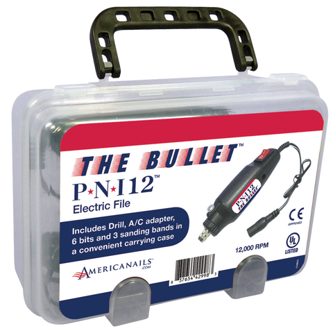 Americanails PNI12 Bullet Electric File Kit