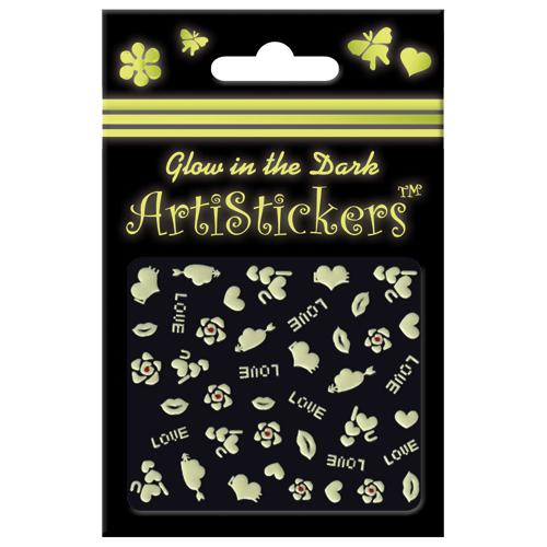 Glow-In-The-Dark ArtiStickers