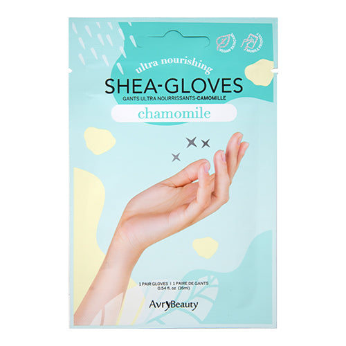 AvryBeauty Waterless Manicure Shea Butter Gloves | Chamomile