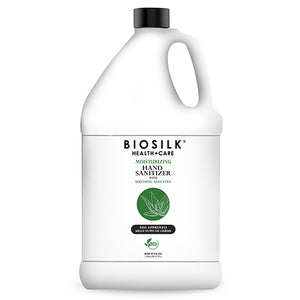 BioSilk Moisturizing Hand Sanitizer, Gallon