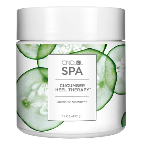 CND Spa Cucumber Heel Therapy Intensive Treatment 15oz