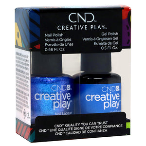 CND Creative Play Gel Polish & Lacquer | All In Gel Duo