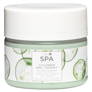 CND Spa Cucumber Heel Therapy Intensive Treatment 2.6oz