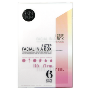 sfGlow Facial In A Box | Lift + Firm