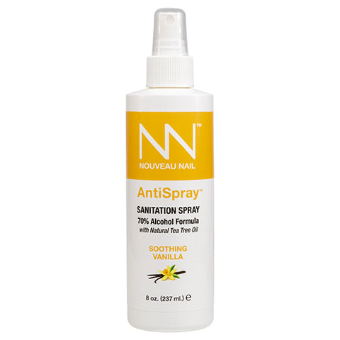 Nouveau Nail AntiSpray | Soothing Vanilla 8oz