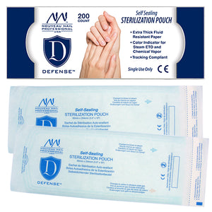 Defense Sterilization Pouches 200ct