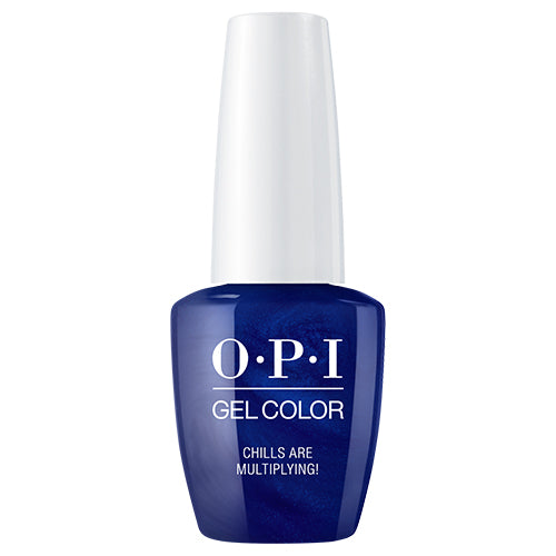 OPI GelColor | Chills Are Multiplying! .5oz