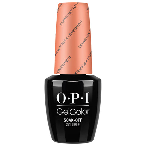 OPI GelColor | Crawfishin' For A Compliment .5oz