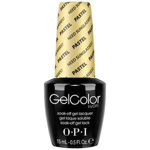 OPI GelColor | Need Sunglasses? Pastel .5oz