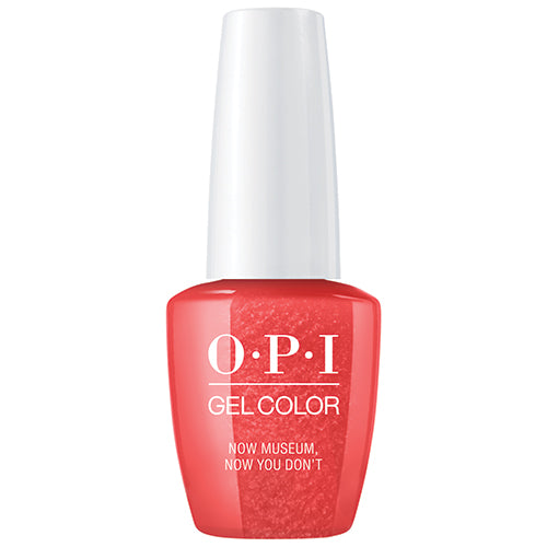 OPI GelColor | Now Museum, Now You Don't .5oz