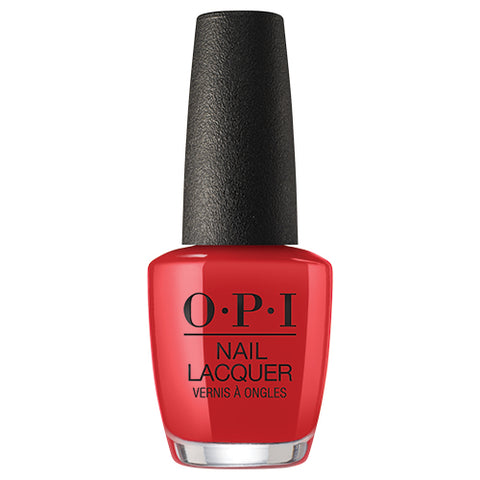 OPI Nail Lacquer | Danke-Shiny Red .5oz