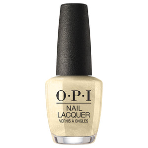 OPI Nail Lacquer | Gift of Gold Never Gets Old .5oz