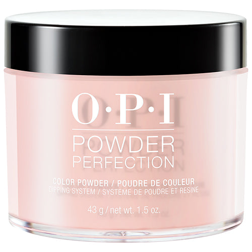 OPI Powder Perfection | Bubble Bath 1.5oz