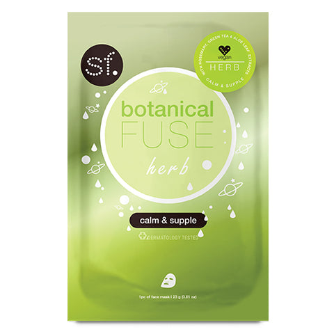SFglow Botanical Fuse Sheet Mask | Herb