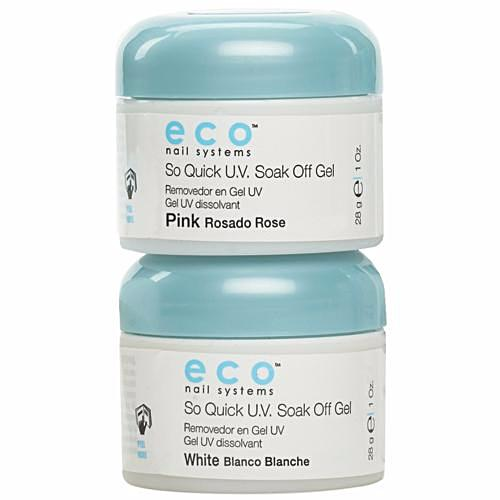 Eco Soak Off Gel 1 oz