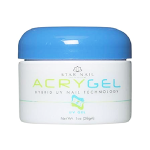 AcryGel UV Gel 1 oz  (White)