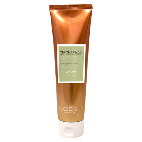 Velvet Luxe Body & Hand Cream | CBD Calm 8.5oz