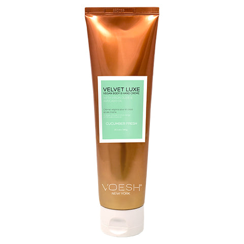 Velvet Luxe Body & Hand Cream | Cucumber Fresh 8.5oz