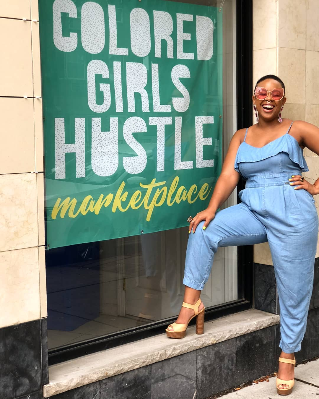 Colored Girls Hustle Marketplace: August Edition