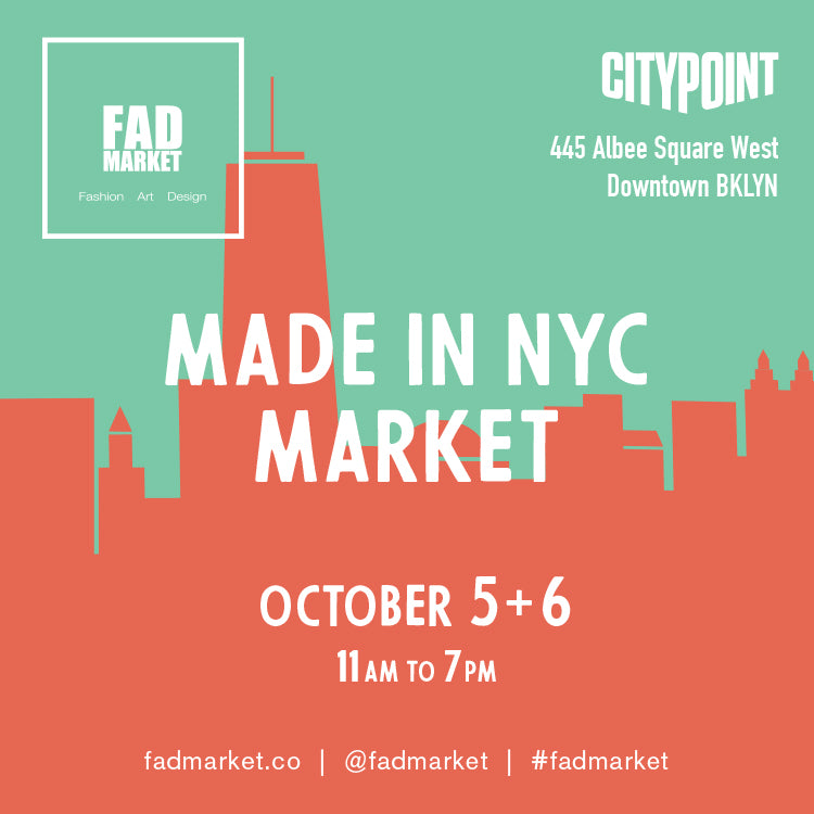 Catch us at FAD Market!
