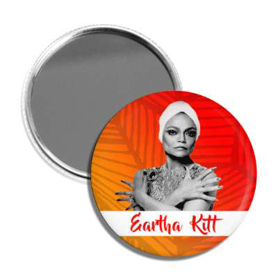 Eartha Kitt Pocket Mirror