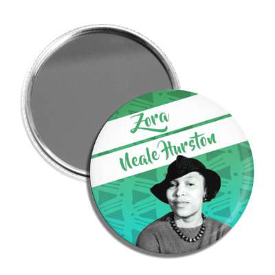 Zora Neale Hurston Pocket Mirror