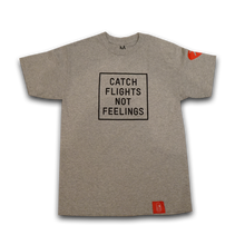 Load image into Gallery viewer, Flights Over Feelings Tshirt