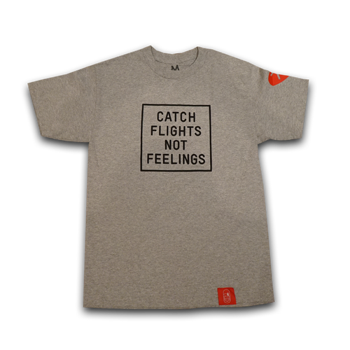Flights Over Feelings Tshirt