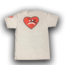 Load image into Gallery viewer, Happy Sad Heather Gray T-shirt