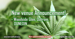 New Venue Announcement