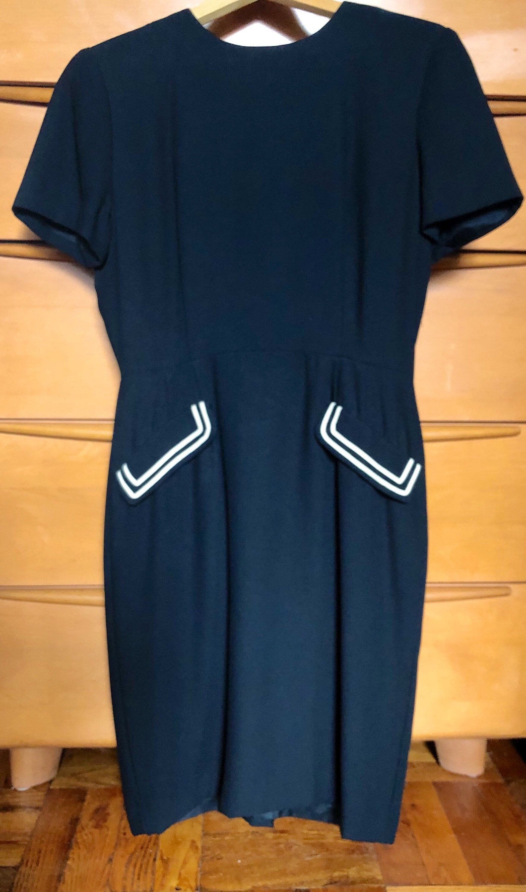 SALE Classic Maggy London  Dress 1980s Dress