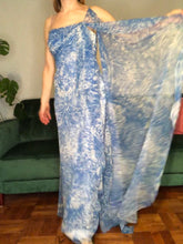 1970s Floral Maxi by Shannon Rodgers, Size Small