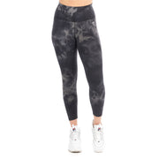 Sæunn svartar smokey leggings